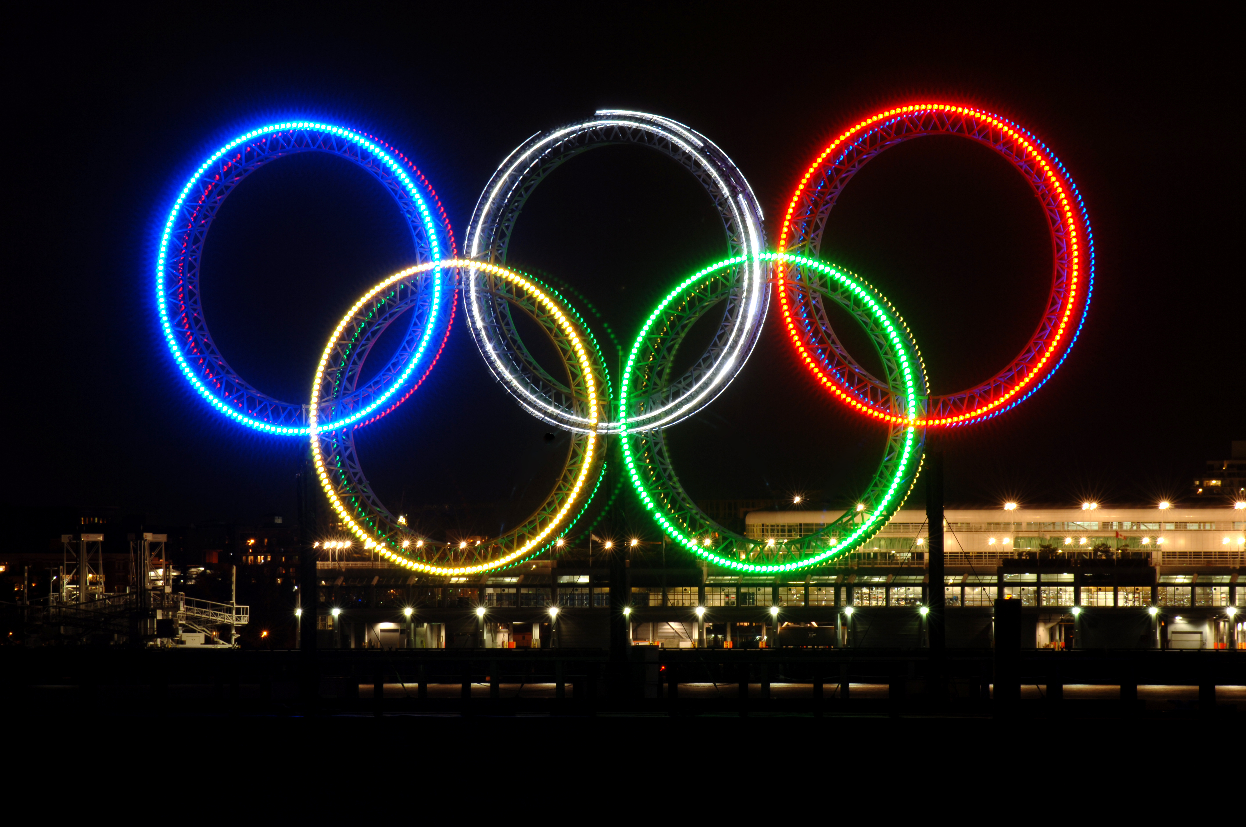 Color + Design Blog / Design and Branding Trends: Olympic ...