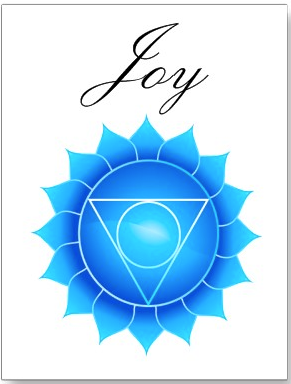 This is an image of the Joy Intention Card.