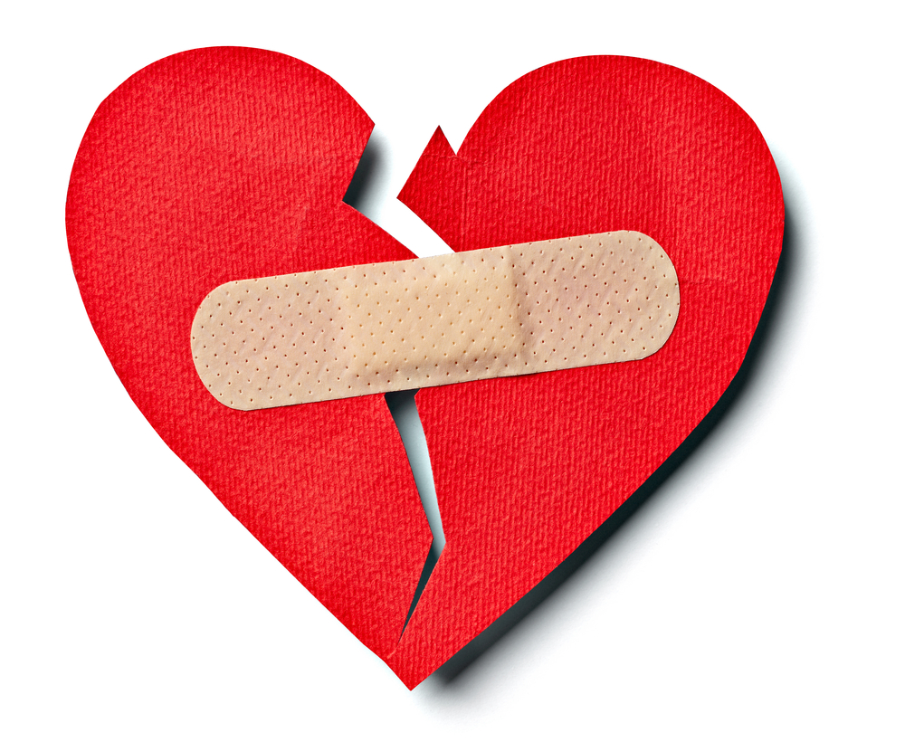 Broken Heart: The Aftereffects Of Valentine's Day