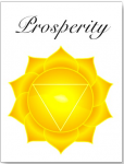 This is an image of the solar plexus chakra.
