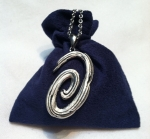 This is an image of The Power of Oneness Intention Pendant.